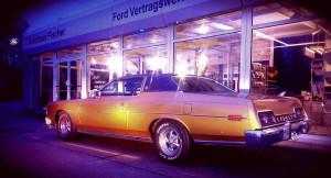 Galerie Ford Fischer Dresden Oldtimer US-Cars
